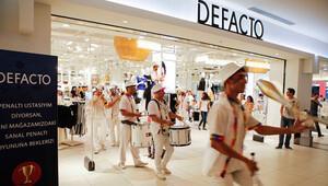 DeFacto yurtdışı mağaza sayısını 103'e çıkaracak