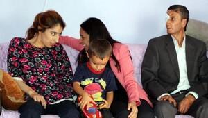 Silopide Ak Partili kadınlardan engellilere bayram ziyareti