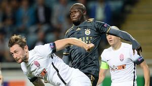 Zorya Luhansk 1-1 Fenerbahçe / MAÇIN ÖZETİ