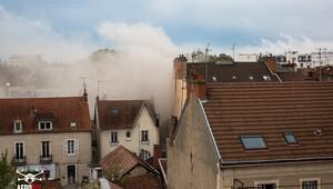 Fransa'nın Dijon kentinde patlama