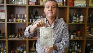 Dünyada benzeri olmayan Osmanlı parası ortaya çıktı