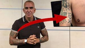 Paulo Di Canioyu dövmesi yaktı
