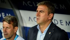 Hamzaoğlu ve Kutlu'dan maç sonu değerlendirmesi