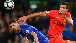 Chelsea-Liverpool maçı nefesleri kesti!