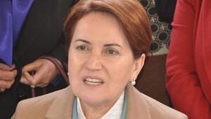 Meral Akşener'den Erdoğan'a 'operasyon' faksı