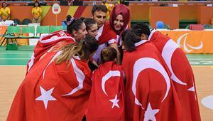 Goalball Kadın Milli Takımı'ndan tarihi başarı!