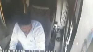 Otobüse ateş eden zanlı yakalandı