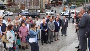Atatürk'ün Rize'ye gelişinin yıldönümü kutlandı