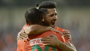 Alanyaspor 3-0 Trabzonspor / MAÇIN ÖZETİ