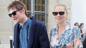 Kate Moss, sevgilisini tekme tokat dövdü