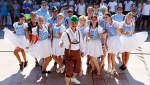 Antalya'da Almanlara özel 'Oktoberfest' kutlaması