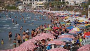 Bayramda, 700 bin yerli turist tatil yaptı