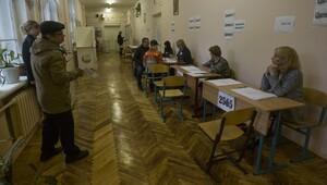 Rusya Duma seçimleri için sandık başında