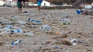 Çevre kirliliğini paylaştı sosyal medyada fenomen oldu