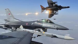TSK: Uçaklarımız IŞİD hedeflerini vurdu