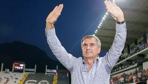 Şenol Güneş'ten derbi öncesi Galatasaray açıklaması
