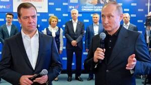Rusya seçimlerinde sandıktan 'Putin'in desteklediği parti çıktı'