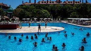 700 bin yerli turist tatil yaptı
