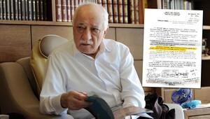 Son dakika haberi: Gülen'i korumak için 'emniyet' kalkan olmuş!