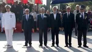 Mersin'de Gaziler Günü kutlandı