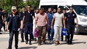 Polisten terör örgütü operasyonu: 12 gözaltı