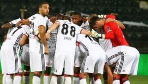 TFF'den Beşiktaş'a ret