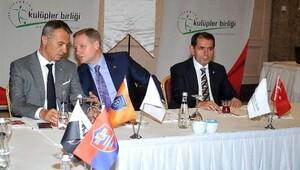 Kulüpler Birliği İstanbul Valisi ile görüşücek