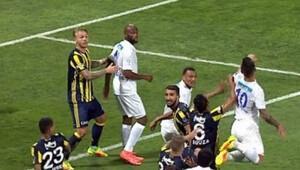 F.Bahçe maçında penaltı isyanı