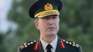 Orgeneral Hulusi Akar, NATO Askeri Komite Genelkurmay Başkanları Toplantısı'na katıldı