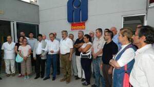 Samsun'da 19 Eylül Mühendis, Mimar ve Şehir Plancıları Dayanışma Günü kutlandı