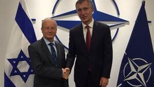 İsrail, NATO'da ofis açtı