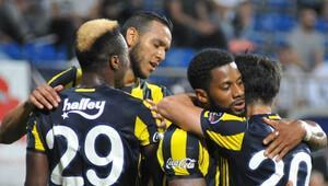 Kasımpaşa 1-5 Fenerbahçe / MAÇIN ÖZETİ