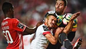Benfica, ligde liderliğe yükseldi