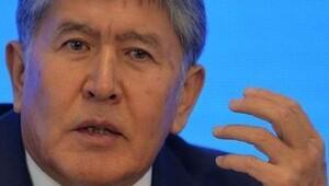 New York'taki BM'ye gidemeyen Atambayev Çeşme'de dinleniyor
