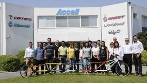 KalDer İzmir Şubesi'nden Accel ziyareti