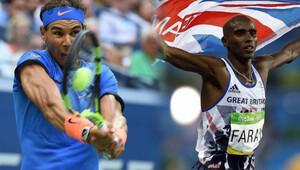 Nadal ve Farah'a doping suçlaması