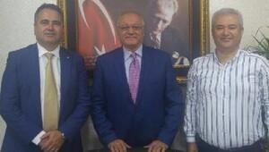 İzmir Baro Başkanı'ndan BAM ziyareti