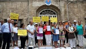 Çevreciler, topladıkları 30 bin imzayı 'İmar Komisyonu'na gönderdi