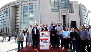 Mavi Marmara Davası'nda 12. duruşma görüldü