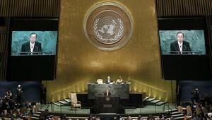 Vurulan BM konvoyu hakkında Ban'dan açıklama