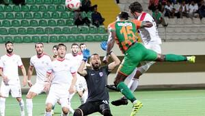 Alanyaspor'a büyük şok! Kupa maçında...