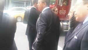 Lavrov, Obama için yol kapatılınca BM Genel Kurul toplantısına yürüyerek gitti