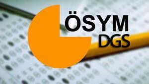 İşte DGS sınav sonuçlarının açıklanacağı tarih..