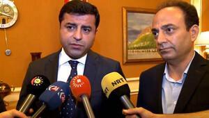 Demirtaş başkanlığındaki HDP heyeti Erbil'de