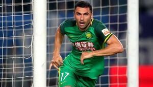 Çinde Burak Yılmaz rüzgarı: 6 maç 7 gol
