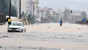 Karadeniz'de sel faciası: 2 ölü