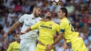 Real Madrid ilk kaybını yaşadı