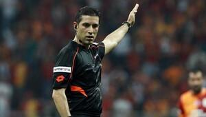 Beşiktaş-Galatasaray derbisini Ali Palabıyık yönetecek