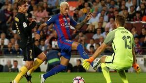 Barcelona 1-1 Atletico Madrid / MAÇ ÖZETİ