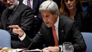 ABD Dışişleri Bakanı Kerry'den 'uçuşa yasak bölge' çağrısı